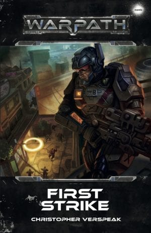 Warpath: First Strike (Novel)