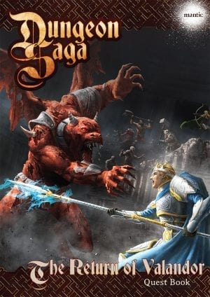 Dungeon Saga: The Return of Valandor Adventure Pack Digital