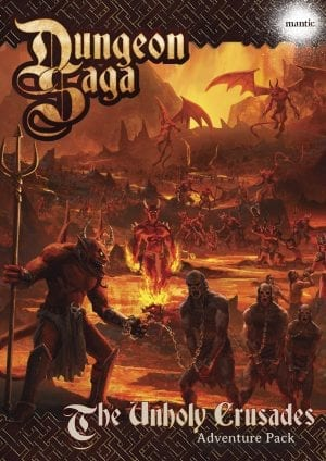 Dungeon Saga: Unholy Crusades Adventure Pack Digital