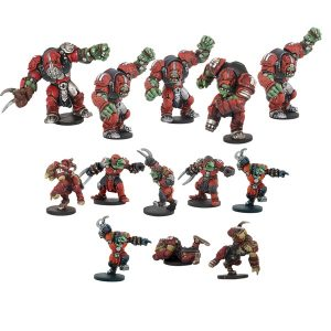 Greenmoon Smackers Marauder Team