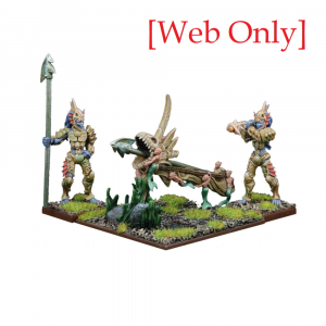 Web Only Trident Realm of Neritica Leviathan's Bane