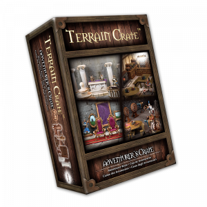 Adventurer's Crate Box