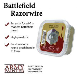 Army Painter Battlefields Razor Wire (2016)