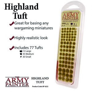 Army Painter Battlefields Highland Tuft