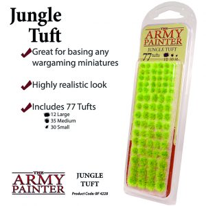 Army Painter Battlefields Jungle Tuft