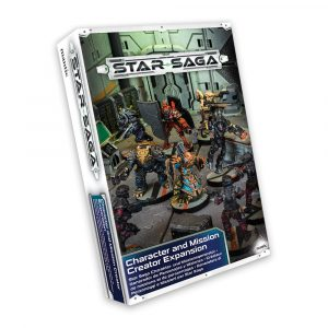 Star Saga Character and Mission Creator Expansion