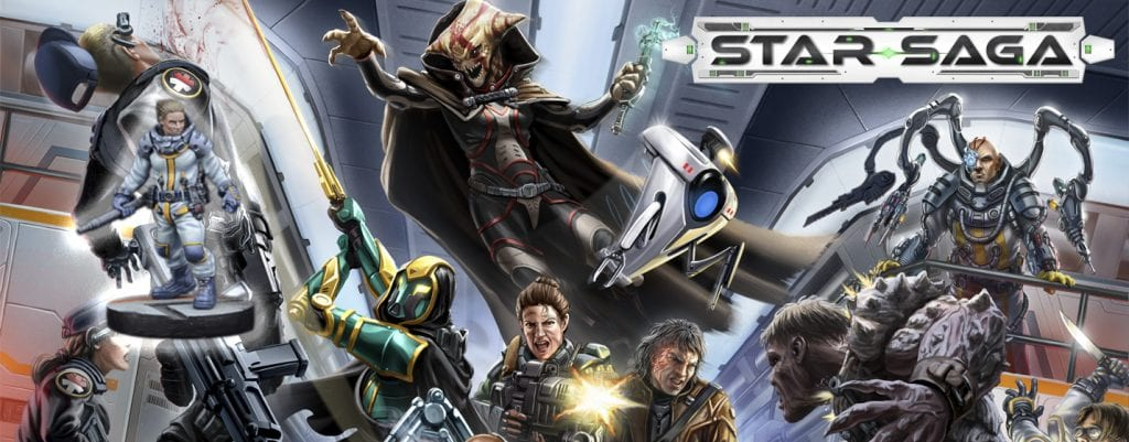 Star Saga Core Rules Digital