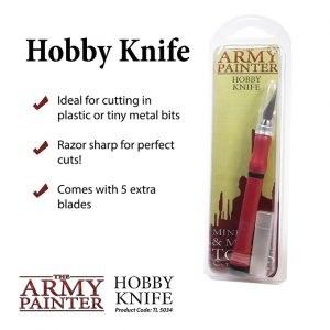 Army Painter Tool Precision Hobby Knife