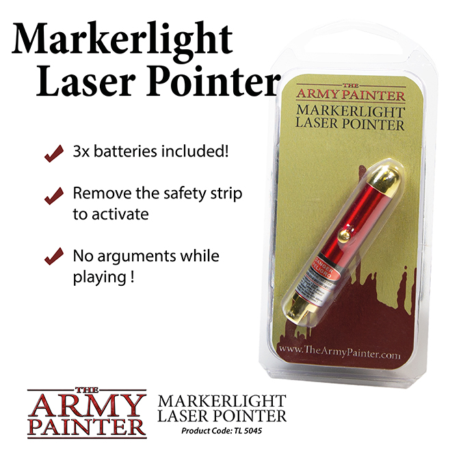 Army Painter Laser Pointer Markerlight
