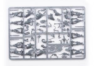 Plastic Frame Undead Revenant Troop
