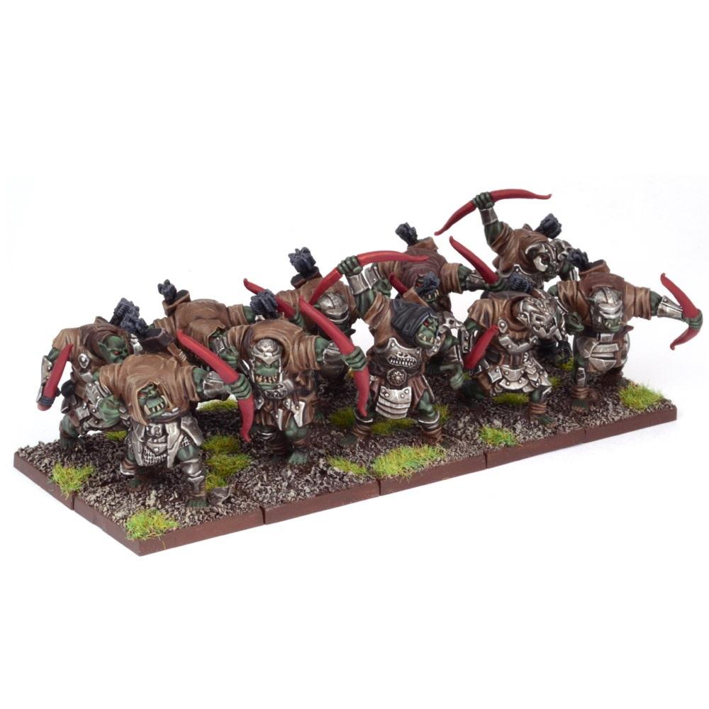 Orc Skulks Troop (Mantic Direct)