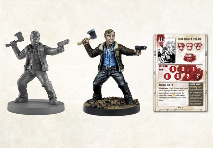 Unboxing The Walking Dead: All Out War Starter Set - Part 1! - Mantic Games