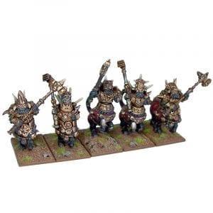 Abyssal Dwarf Halfbreeds (Regiment)