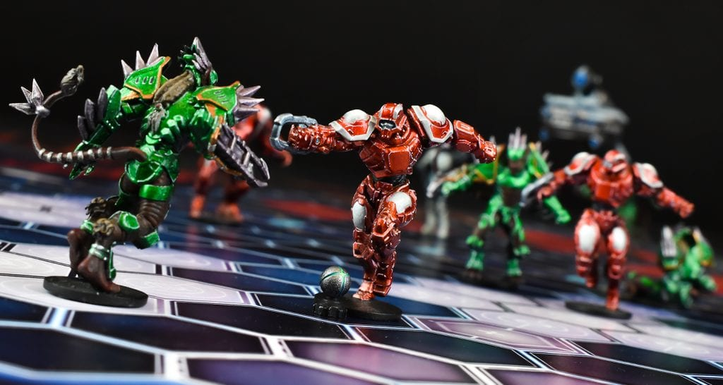 MANTIC GAMES DREADBALL EVENT DECK SHIPPING NOW
