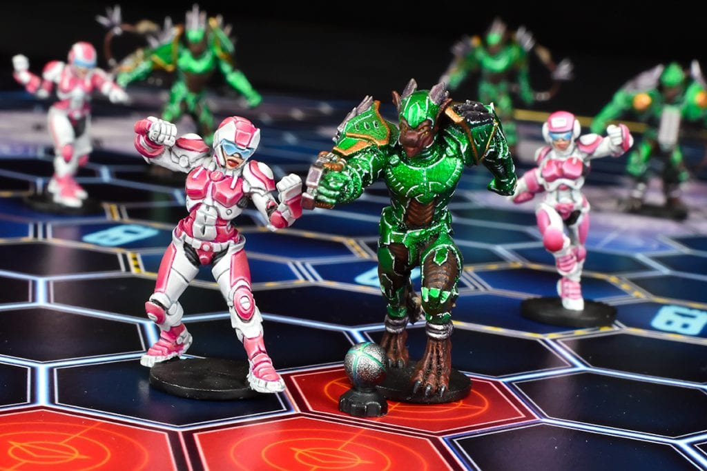 Top five reasons YOU need to play DreadBall!