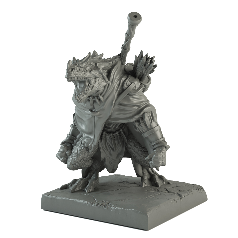 Forces of Nature Artakl, Ghekkotah Clutch Warrior