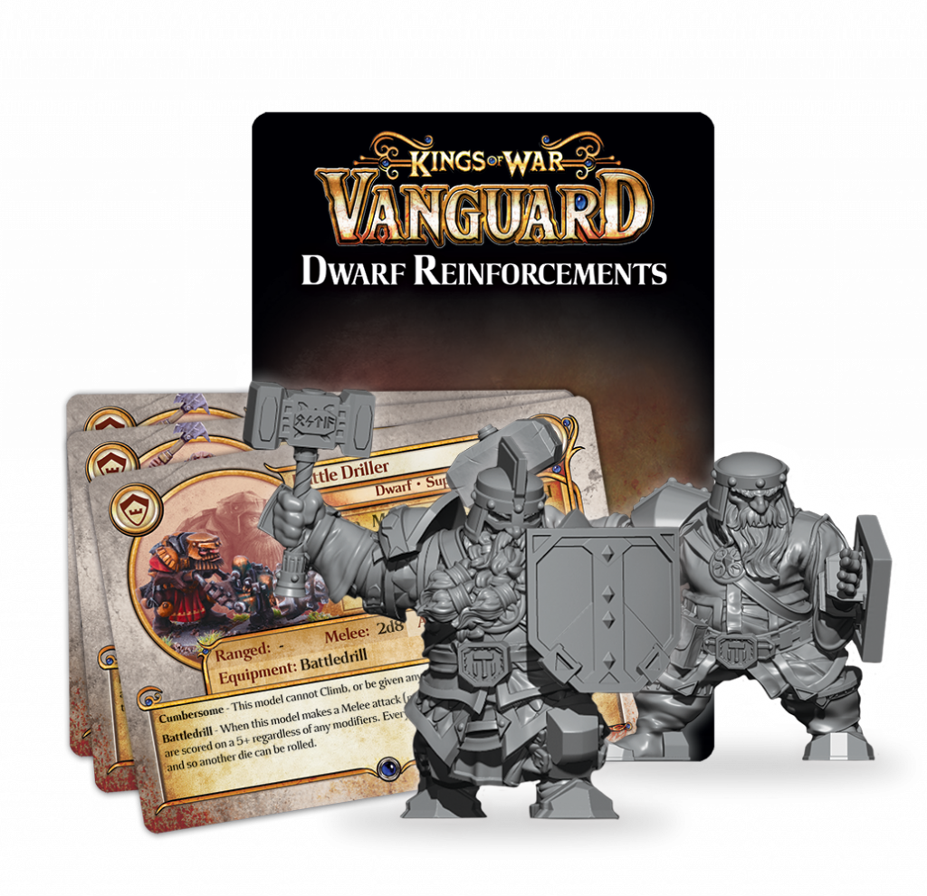 Dwarf Reinforcement Pack