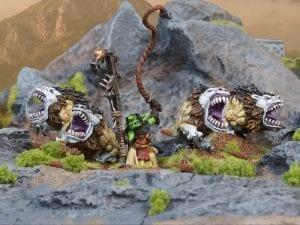 Goblin Mawbeast Pack Troop