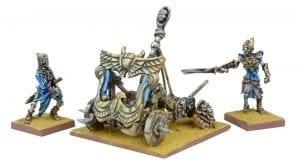 Empire of Dust Balefire Catapult