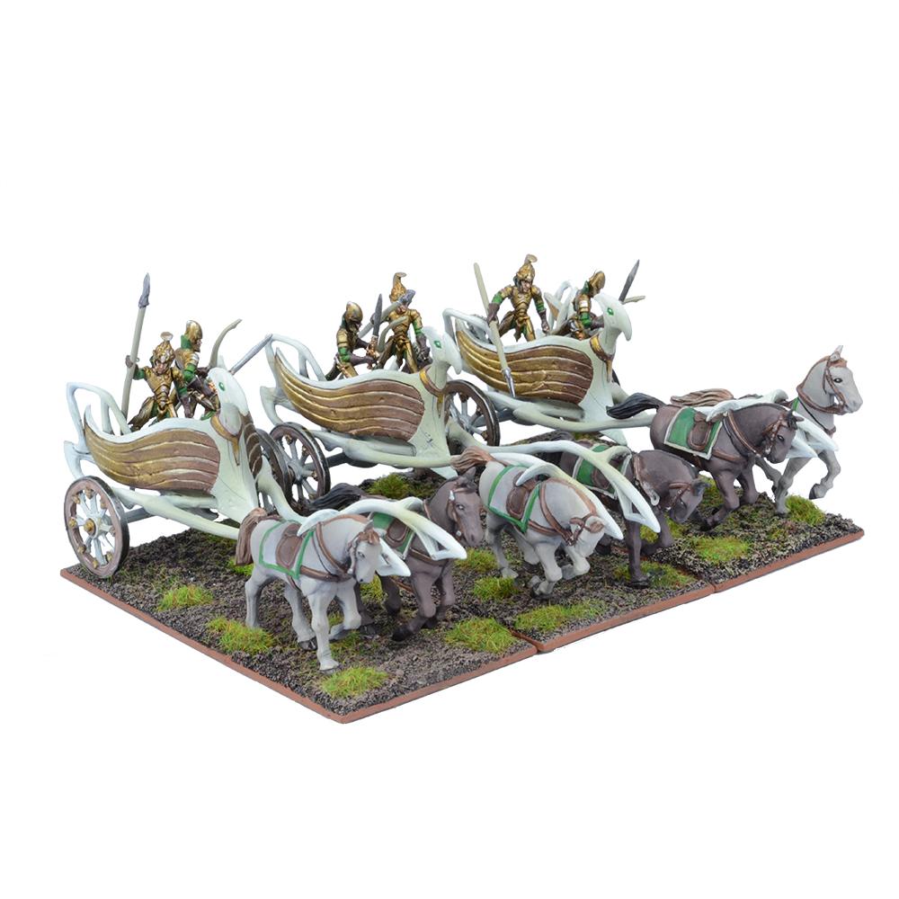 Elf War Chariot Regiment