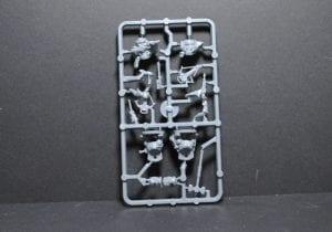 Plastic Frame Dwarf Ironwatch