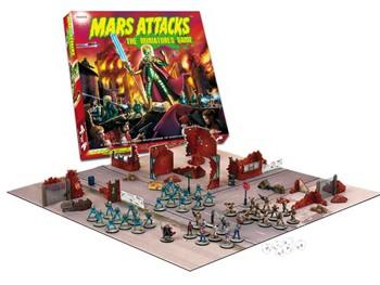 Mars attacks ready to play