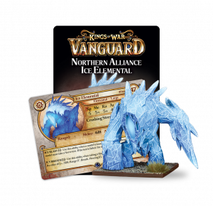 Northern Alliance Support Pack Ice Elemental