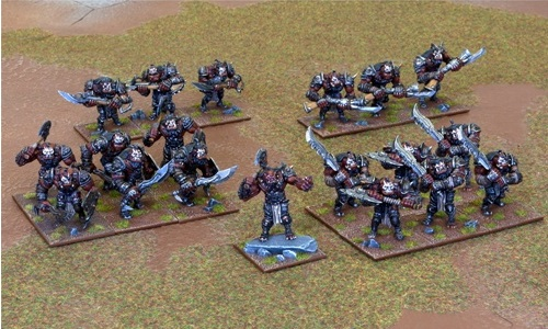 Ogre Army