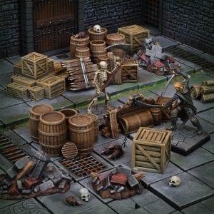 Dungeon Debris
