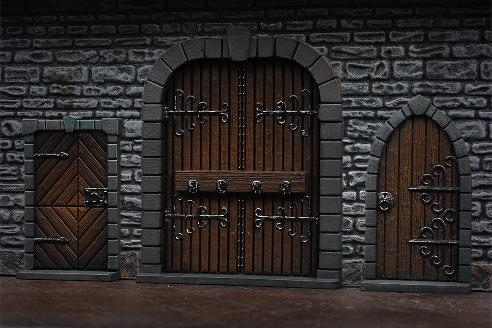Dungeon Doors
