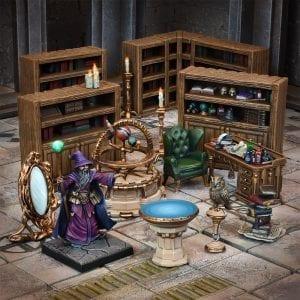 Wizards Study