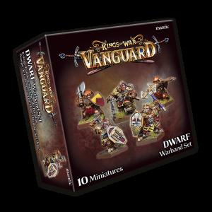 Dwarf Warband Set