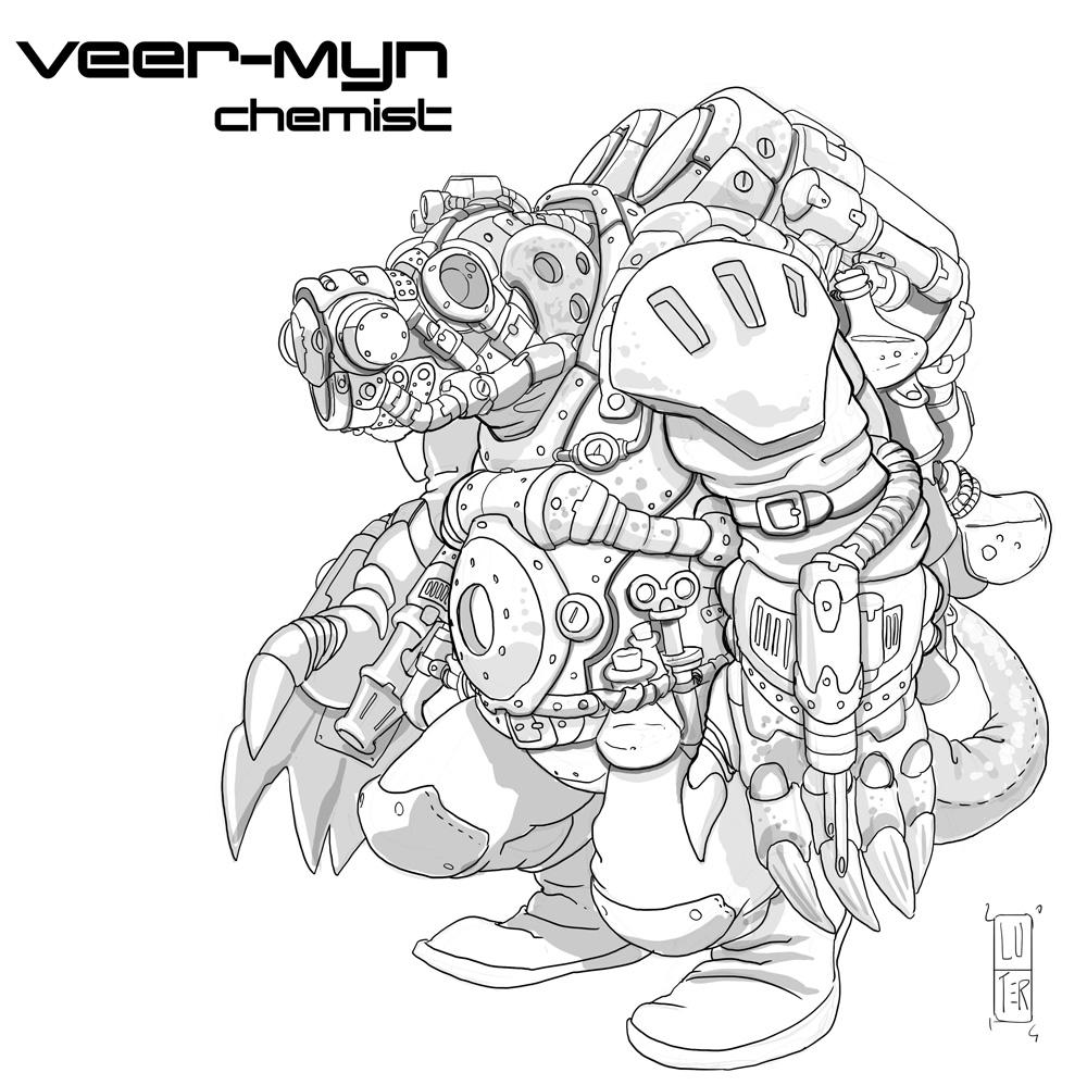 Veer-myn-Chemist