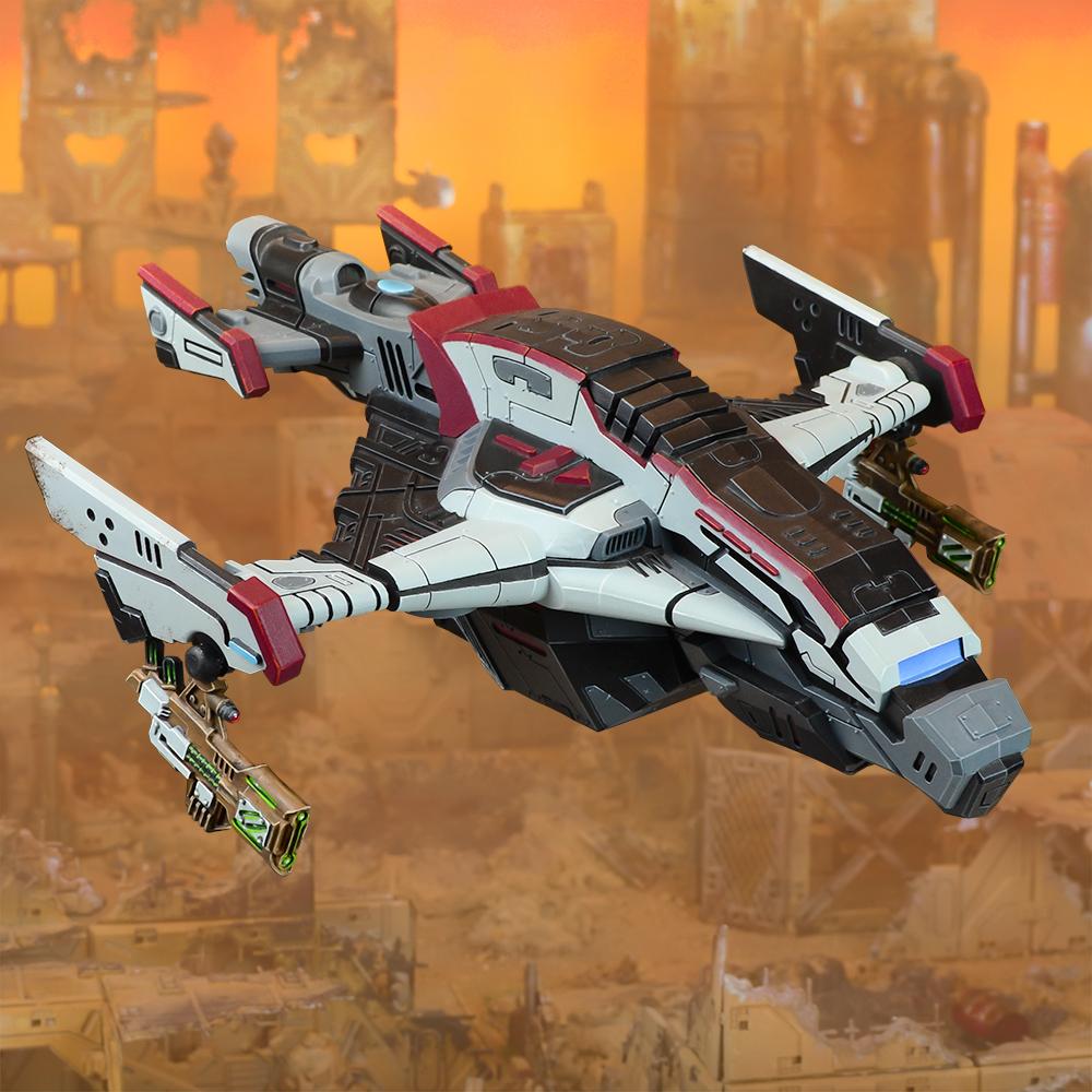 Enforcer Arbiter Interceptor