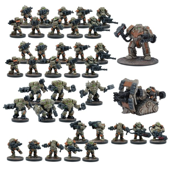 Forge Fathers Starter Force