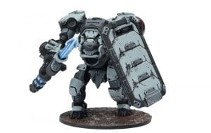 Enforcer Ajax Siege Strider