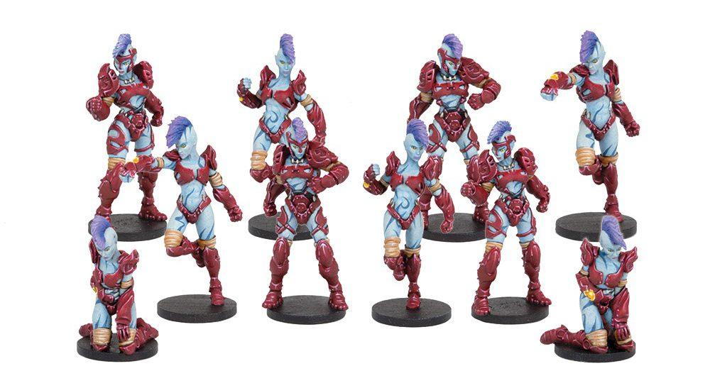 Bremlin Nebulas Kalyshi Team