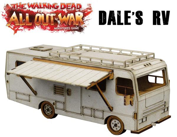 The Walking Dead Dale's RV