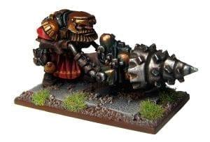 Dwarf Driller