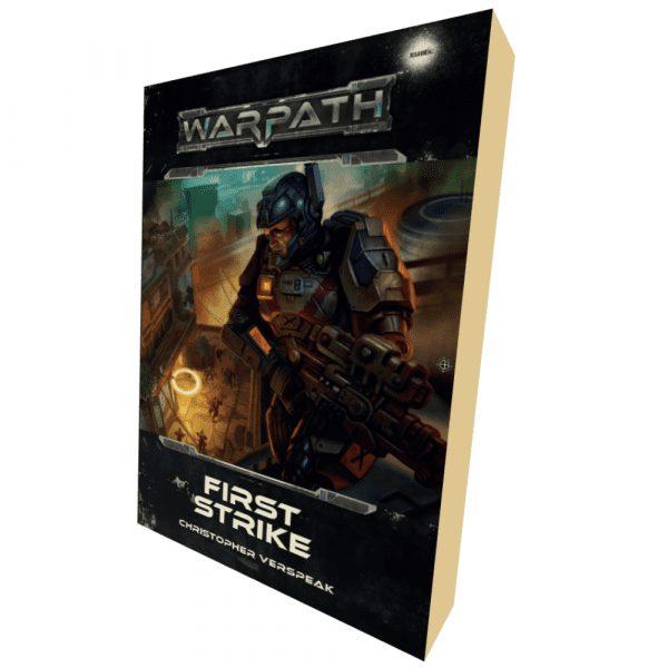 Warpath: First Strike