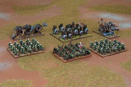 goblin army set