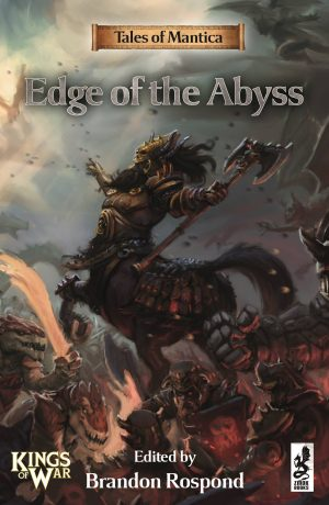 DIGITAL EDITION Edge of the Abyss Novel