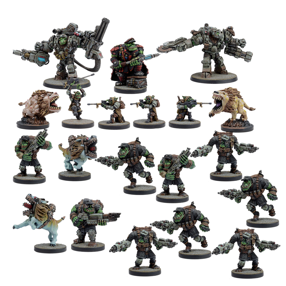 Marauder Faction Starter