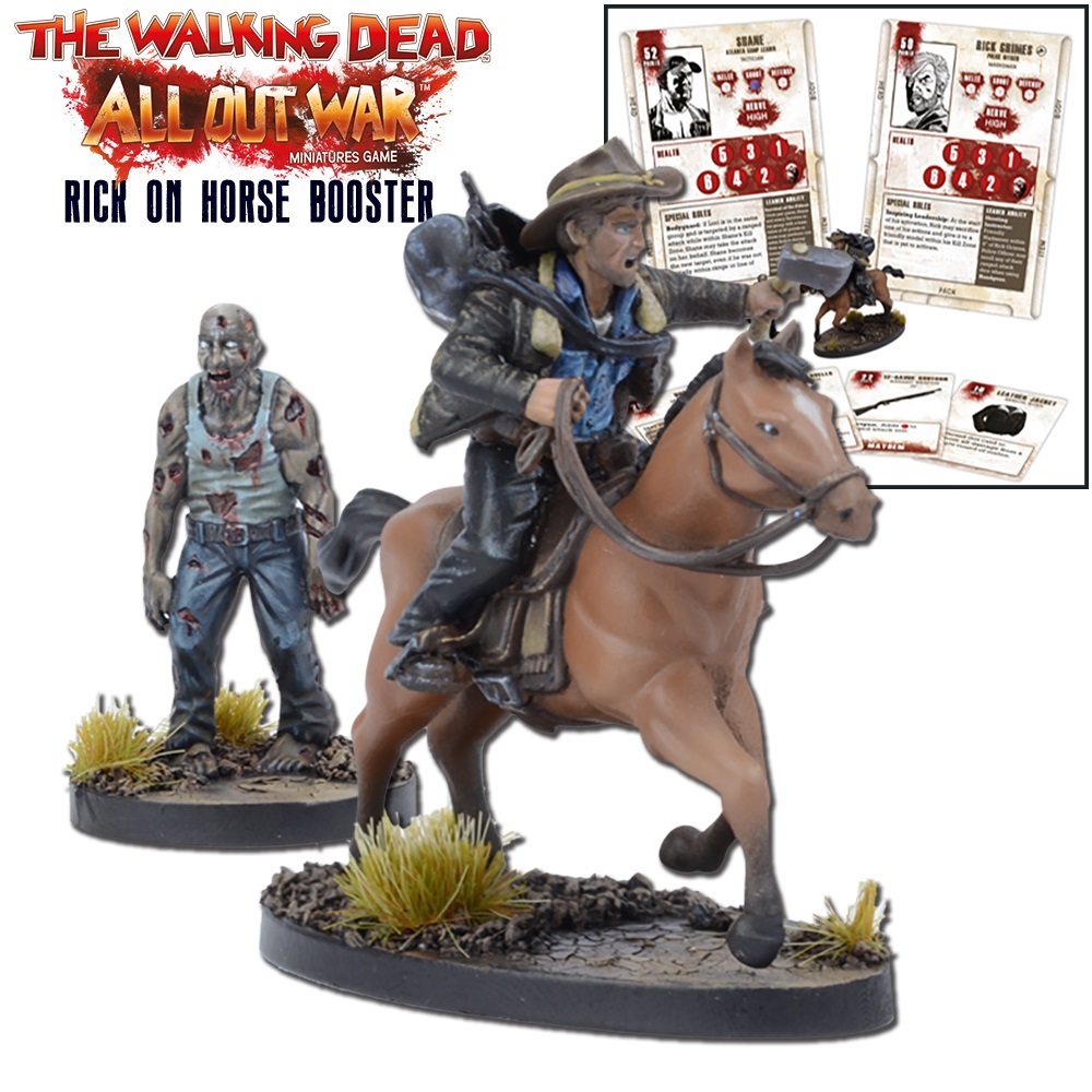Five Reasons To Try The Walking Dead All Out War Mantic Games