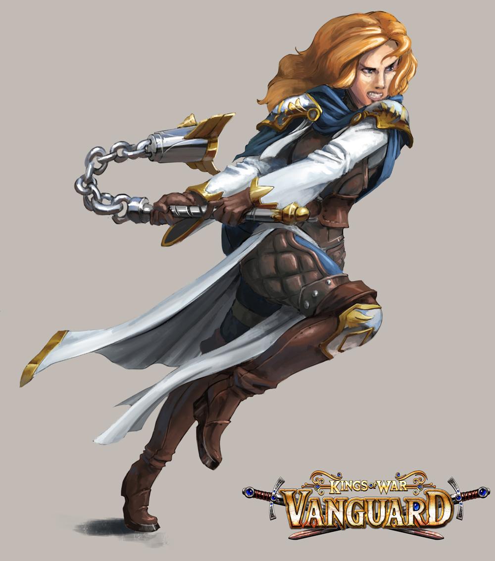 Kings of War Vanguard