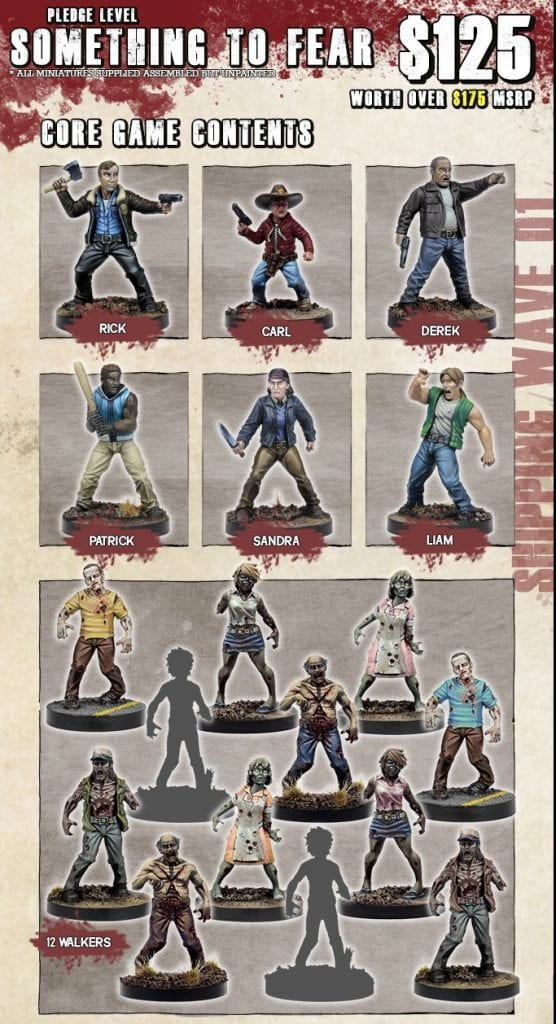 The Future Of The Walking Dead All Out War Mantic Games