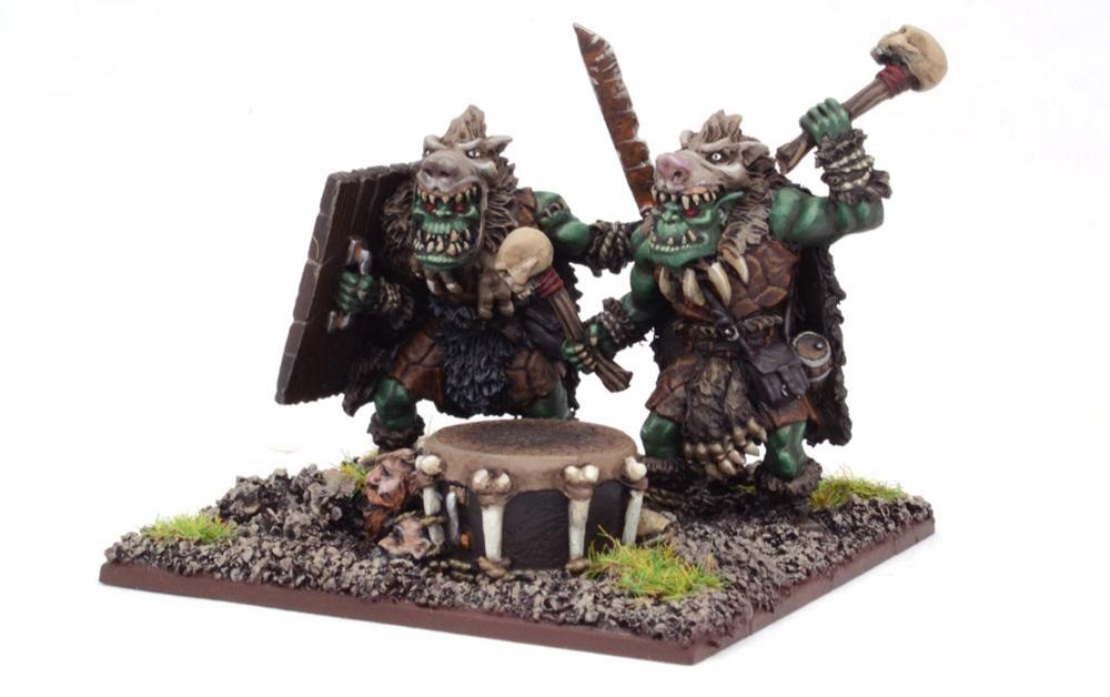 Orc War Drum