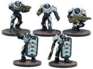 Enforcer Peacekeepers