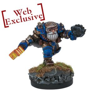 15 Mantic Points Forge Father Hero