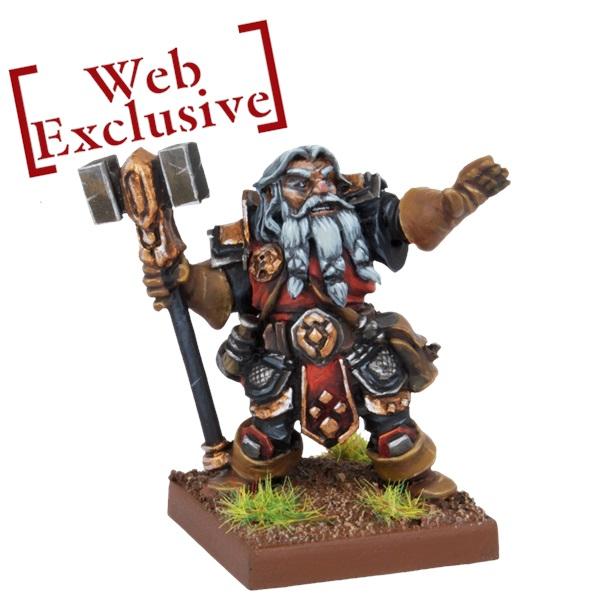 15 Points – J`Zik Gearlund – Dwarf Priest